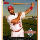 2006 Topps National Baseball Card Day #6 Albert Pujols
