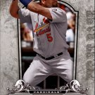2008 UD A Piece of History #88 Albert Pujols