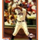 2004 Topps 601 Marquis Grissom