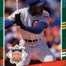 1991 Donruss 435 Andre Dawson AS