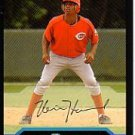 2004 Bowman 181 Kevin Howard FY RC