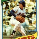 1980 Topps 401 Pete Falcone