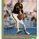 1982 Topps 407 Danny Boone