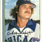 1982 Topps 428 LaMarr Hoyt
