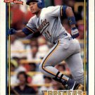 1991 Topps 68 Gary Sheffield