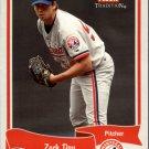 2004 Fleer Tradition 155 Zach Day