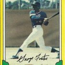 1982 Drake's 13 George Foster