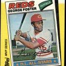 1982 K-Mart 32 George Foster 77NL