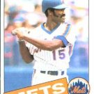 1985 Topps 170 George Foster
