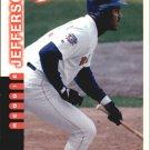 1998 Score #159 Reggie Jefferson