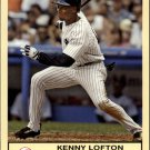 2005 Fleer Tradition 111 Kenny Lofton
