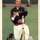 1984 Fleer #510 Rick Burleson