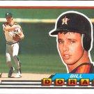 1989 Topps Big 168 Bill Doran