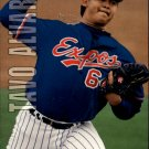 1993 Upper Deck #501 Tavo Alvarez