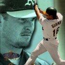 1998 Flair Showcase Row 3 109 Jason Giambi