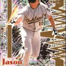 2000 Revolution 102 Jason Giambi