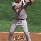 2008 Upper Deck First Edition 249 Jason Giambi