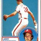 1983 Topps 668 Larry Christenson