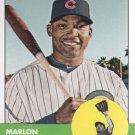 2012 Topps Heritage 58 Marlon Byrd