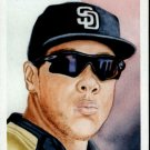 2010 Topps National Chicle 127 Kyle Blanks