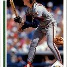1991 Upper Deck 554 Jim Abbott