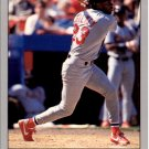 1992 Leaf 502 Bernard Gilkey