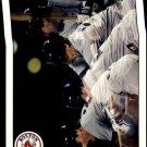 1990 Upper Deck 555 Wade Boggs 4X