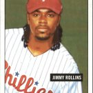 2005 Bowman Heritage 76 Jimmy Rollins
