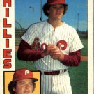 1984 Topps 511 Marty Bystrom