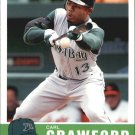 2006 Fleer Tradition #60 Carl Crawford