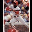 1989 Donruss Baseball's Best 19 Vince Coleman