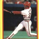 1988 Topps Stickers 23 Curt Ford
