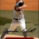 2004 Bowman 42 Brandon Webb