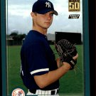 2001 Topps Traded T243 Eric Reynolds RC