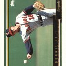 1992 Topps Gold 731 Donnie Hill