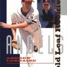 1995 Leaf Gold Rookies 16 Andrew Lorraine