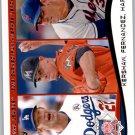 2014 Topps 113 Clayton Kershaw/Jose Fernandez/Matt Harvey LL