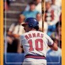 1988 Score 487 Tony Armas