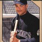 1996 Bowman 351 Edgard Velazquez RC