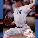 1988 Donruss 52 Pat Clements