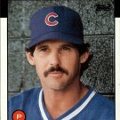 1986 Topps 431 George Frazier