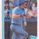 1982 Topps 760 Bill Buckner