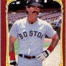 1986 Fleer Star Stickers 16 Bill Buckner