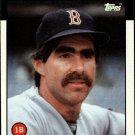 1986 Topps 443 Bill Buckner
