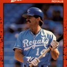 1990 Donruss 474 Bill Buckner