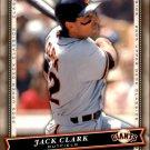 2005 Upper Deck Classics 46 Jack Clark