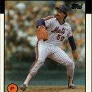1986 Topps 104 Sid Fernandez