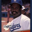 1986 Donruss 617 Bill Madlock