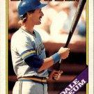 1988 Topps 592 Dale Sveum