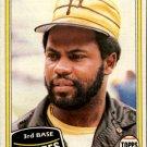 1981 Topps 715 Bill Madlock